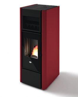Estufa policombustible Ines 15KW (Dos quemadores)