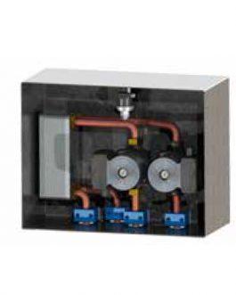 Módulo separador hidráulico con 2 circuitos