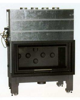 Termochimenea de leña Itaca 100 Calefactora