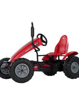 Kart de pedales eléctrico BERG Case IH E-BF