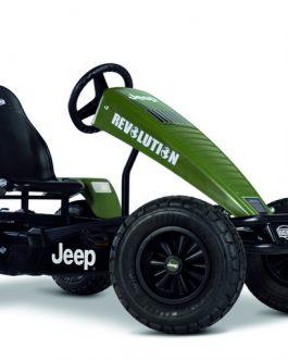 Kart de pedales Jeep Revolution XXL BFR
