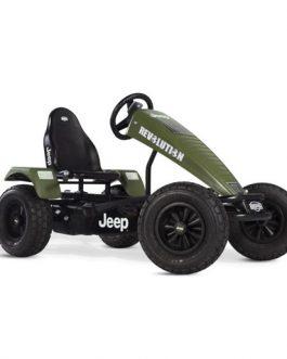 Kart de pedales eléctrico JEEP Revolution E-BFR