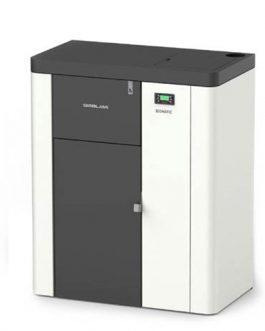 Caldera policombustible Biomatic 26/30/34KW
