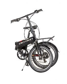 Bicicleta eléctrica DEVRON 20124