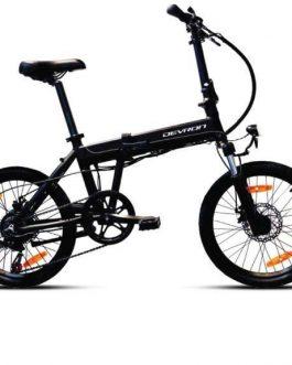 Bicicleta eléctrica DEVRON 20201