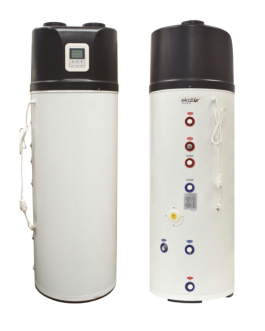 Bomba de calor para ACS BC300