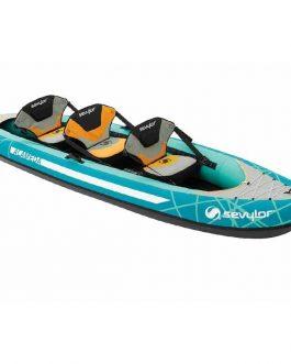 Kayak Alameda 3 personas Sevylor