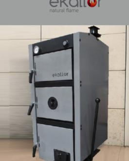 Caldera de leña Ekallor CLE 40 KW