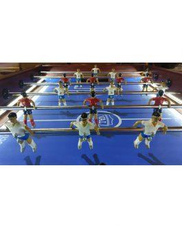 Futbolín Val Clásico seminuevo con LEDs nº47