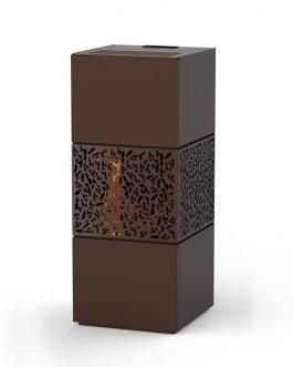 Termoestufa de pellets KIN HIDRO 12,5KW