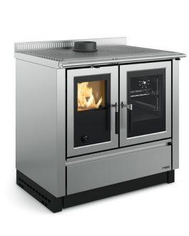 Cocina de leña Venezia 8,3KW